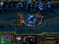 Warcraft, скриншот, 160KB