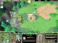 Warcraft 3: The Frozen Throne     скриншот, 143KB