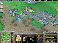 Warcraft 3: The Frozen Throne     скриншот, 144KB