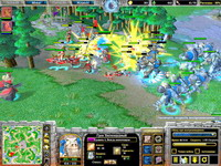 Warcraft 3: The Frozen Throne     скриншот, 147KB
