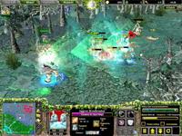 Warcraft 3: DotA     скриншот, 149KB