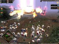 скриншот Warhammer, 222KB