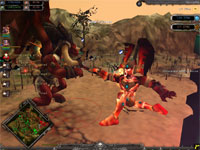 скриншот Warhammer, 201KB