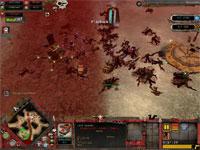 скриншот Warhammer, 240KB