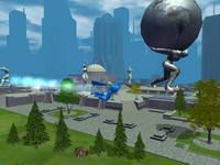 City Of Heroes, скриншот, 63KB