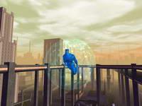 City Of Heroes, скриншот, 48KB