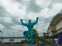 City Of Heroes, скриншот, 44KB