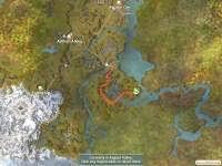 скриншот Guild Wars, 109KB