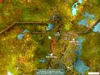 скриншот Guild Wars, 98KB