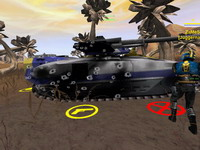 PlanetSide     скриншот, 108KB