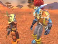 скриншот World of Warcraft, 136KB