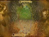 скриншот World of Warcraft Warsong Gulch, 90KB