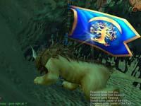 скриншот World of Warcraft Warsong Gulch, 99KB