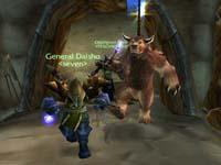 скриншот World of Warcraft Warsong Gulch, 45KB