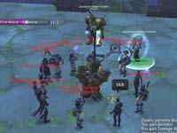 скриншот World of Warcraft Warsong Gulch, 112KB