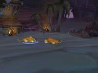 скриншот World of Warcraft Warsong Gulch, 34KB