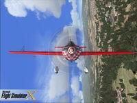 Flight Simulator, скриншот, 116KB