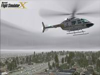 Flight Simulator, скриншот, 90KB
