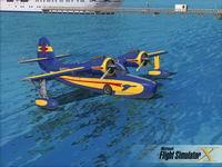 Flight Simulator, скриншот, 148KB