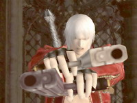 Devil May Cry 3: Dante's Awakening     скриншот, 100KB