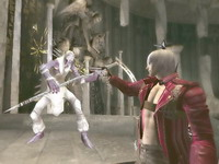 Devil May Cry 3: Dante's Awakening     скриншот, 106KB
