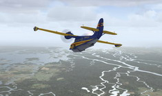 Microsoft Flight Simulator X     скриншот, 83KB