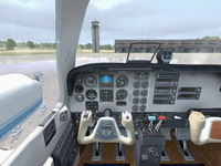Microsoft Flight Simulator X     скриншот, 132KB