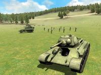 Танки Второй мировой: Т-34 против «Тигра»     скриншот, 131KB