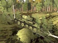 Танки Второй мировой: Т-34 против «Тигра»     скриншот, 150KB