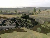 Танки Второй мировой: Т-34 против «Тигра»     скриншот, 142KB