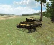 Танки Второй мировой: Т-34 против «Тигра»     скриншот, 146KB