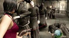 Resident Evil 4     скриншот, 46KB