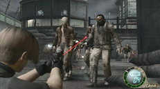 Resident Evil 4     скриншот, 38KB