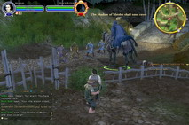 The Lord of the Rings Online: Shadows of Angmar     скриншот, 150KB