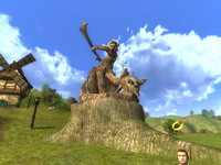 The Lord of the Rings Online: Shadows of Angmar     скриншот, 148KB