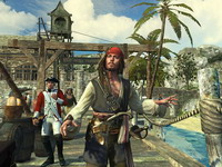 Пираты Карибского моря: на краю света     скриншот, 147KB