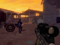 Tom Clancy's Ghost Recon: Advanced Warfighter 2     скриншот, 149KB