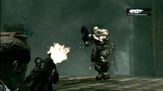 Gears of War     скриншот, 128KB