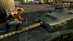Mercenaries 2: World in Flames     скриншот, 150KB