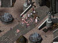 Baldur's Gate, скриншот, 75KB