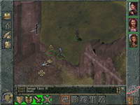Baldur's Gate, скриншот, 54KB