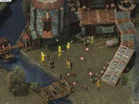 Baldur's Gate, скриншот, 68KB