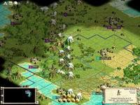 Civilization 3, скриншот, 151KB