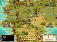 Civilization 3, скриншот, 165KB