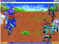 Heroes of Might & Magic, скриншот, 55KB
