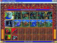 Heroes of Might & Magic, скриншот, 58KB