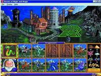 Heroes of Might & Magic, скриншот, 57KB
