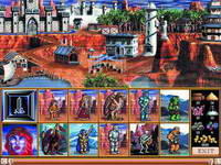 Heroes of Might & Magic, скриншот, 62KB