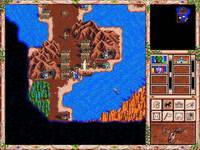 Heroes of Might & Magic, скриншот, 48KB