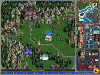 Heroes of Might & Magic, скриншот, 62KB